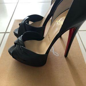 Christian Louboutin Shoes - Christian Louboutin Volpi 150 Napa Size 8/…